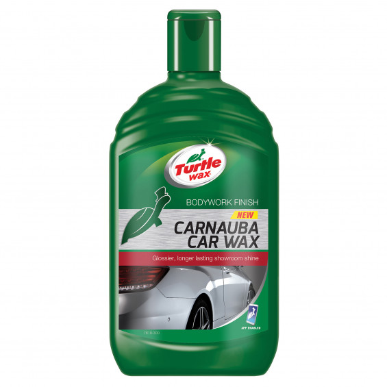 Turtle Wax Carnauba Car Wax TURTLE WAX CARNAUBA CAR WAX
