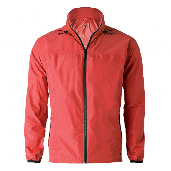 AGU Regenjas Go All Weather rood M AGU REGENJAS GO ROOD M