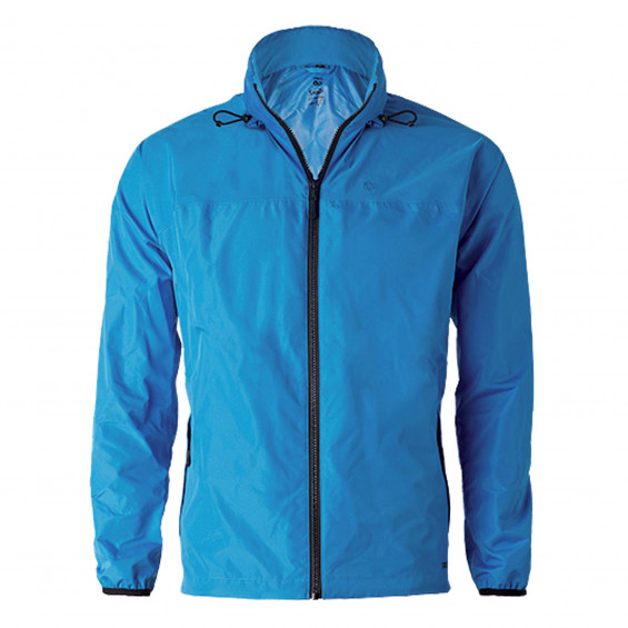 AGU Regenjas Go All Weather blauw AGU REGENJAS GO BLAUW S