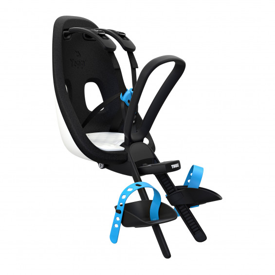 Thule Voorzitje Yepp Nexxt mini Snow White wit THULE YEPP NEXXT MINI SNOW WHITE