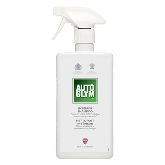 AG INTERIOR SHAMPOO 500ML