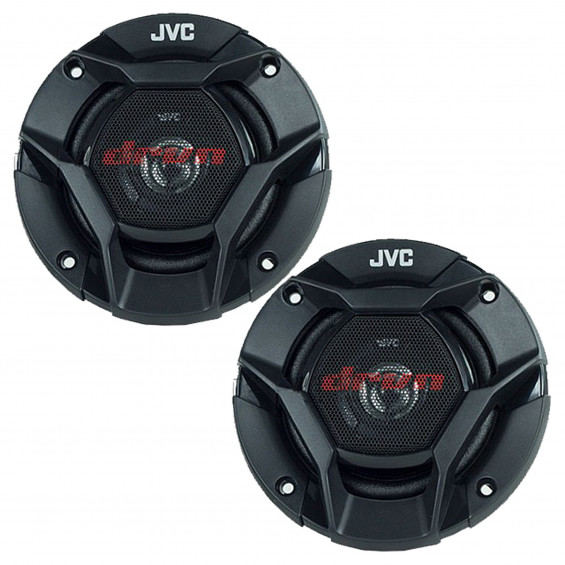 JVC Speakers CS-DR520 JVC SPEAKERS CS-DR520  13CM