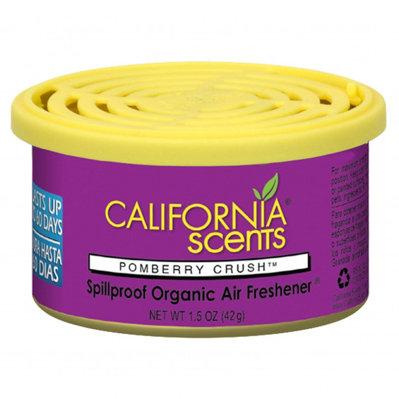 California Scents Luchtverfrisser Pomberry Crush LUCHTV. SCENTS POMBERRY CRUSH