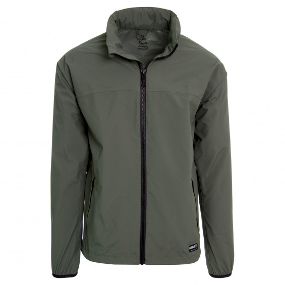 AGU Regenjas Go All Weather army green M AGU GO JACK ARMY GREEN M