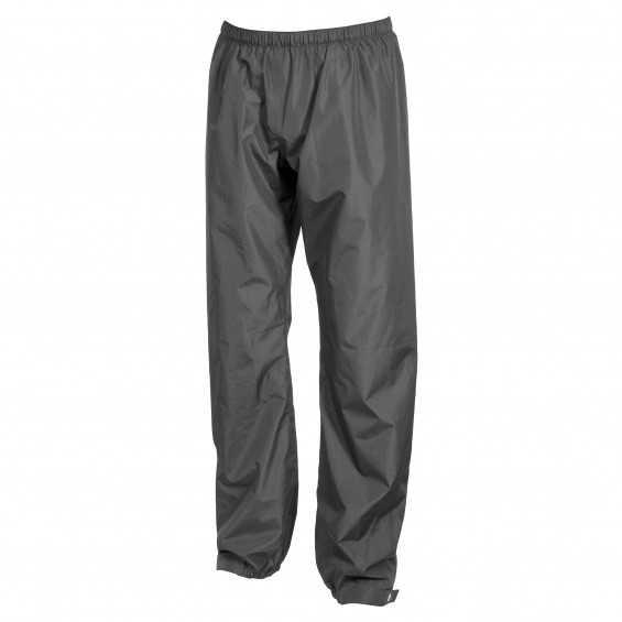 AGU Regenbroek Go All Weather antraciet XS AGU REGENBROEK GO ANTRACIET XS