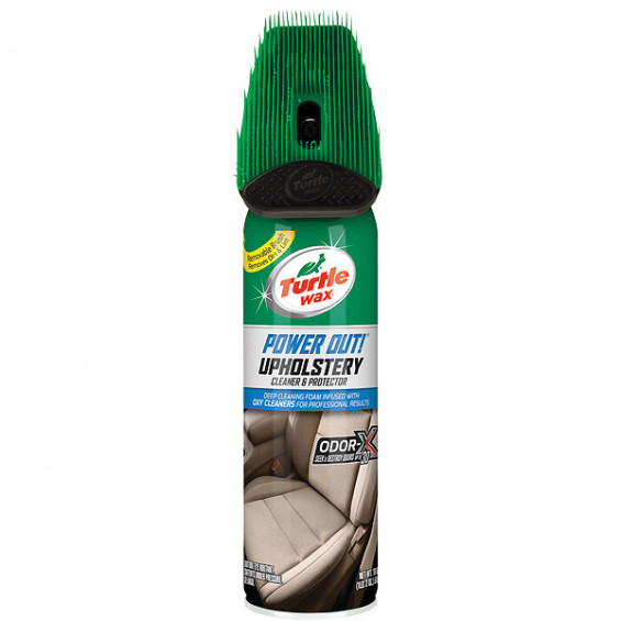 Turtle Wax Power Out Upholstery bekledingsreiniger TW 52893 POWER OUT UPHOLSTERY
