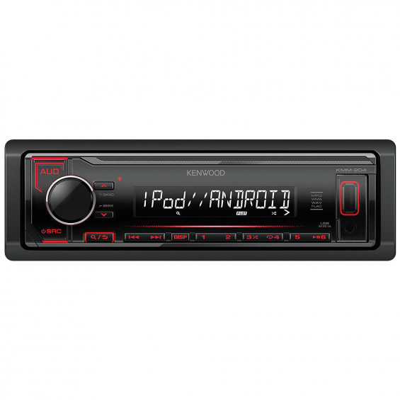 Kenwood Autoradio KMM-204 KENWOOD AUTORADIO KMM-204