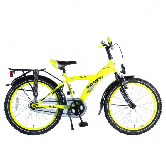 "Volare Kinderfiets Thombike City 20""  Neon Geel VOLARE THOMBIKE CITY 20"" NEON GEEL"