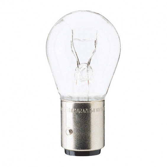 Philips 12498CP P21W 10st. ds PHILIPS 12498CP P21W DS  10 ST