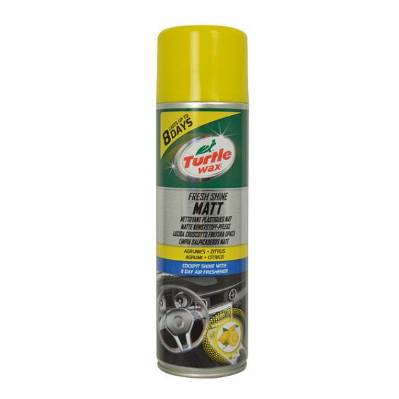 Turtle Wax TW 52897 Fresh Shine matt 500ml TW 52897 FRESH SHINE MATT 500ML