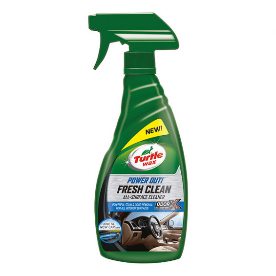 Turtle Wax 53087 Power Out Fresh Clean All-Surface Cleaner 500ml TW POWER OUT FRESH CLEAN 500 ML