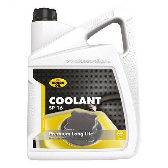 Kroon-Oil 32694 Coolant SP 16 5L KROON-OIL COOLANT SP 16 5LTR