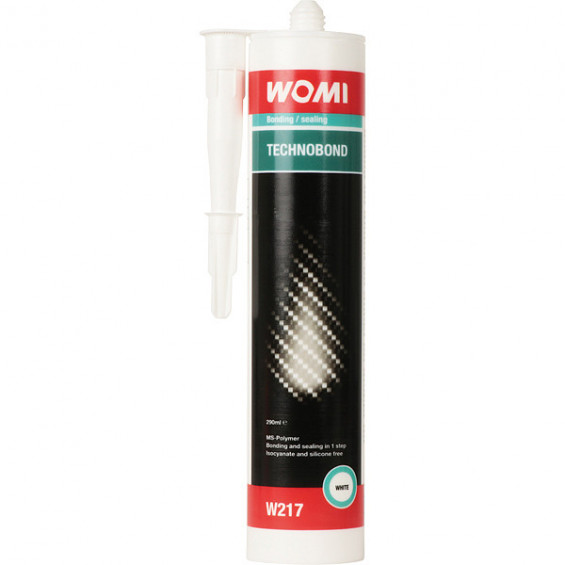 Womi W217 Technobond 290ml Wit WOMI TECHNOBOND 290ML WIT
