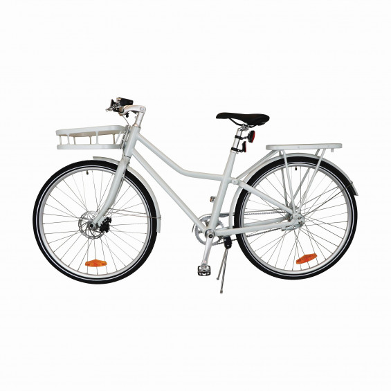 "Trendy Stadsfiets City bike Dames 28"" Deluxe CITY BIKE 28"" 2SP D48 MGR-WI DELUXE"