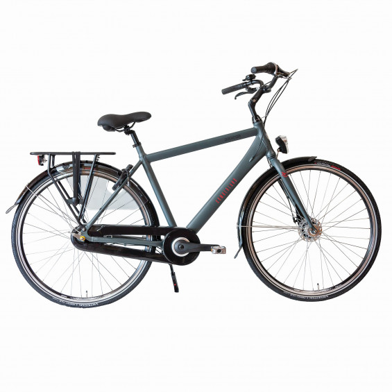 Cumberland Stadsfiets Highline City Nexus 7 Heren mat titaan 54cm CUMBERLAND HIGHL. CITY N7RB H54 MTI
