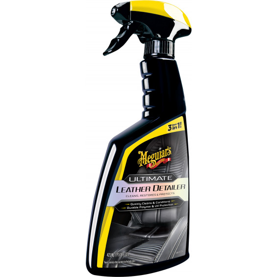 Meguiar's Ultimate Leather Detail - Spray MEGUIAR'S ULT. LEATHER DETAIL SPRAY