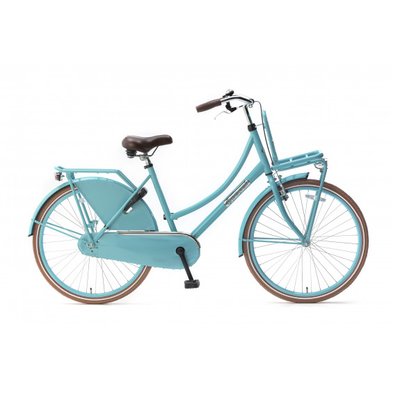 """Popal Kinderfiets Daily Dutch Turquoise 26"""" POPAL DAILY D. BASIC 26""""  TURQUOISE"""