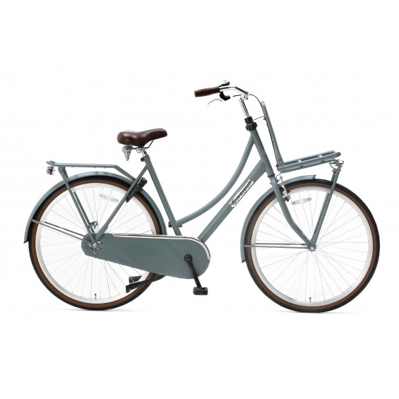Popal Transportfiets Daily Dutch Basic Cave Green 50cm POPAL DD BASIC D50RN CAVA GREEN