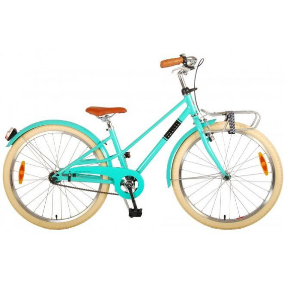 "Kinderfiets Volare Melody 24""  Turquoise VOLARE MELODY 24""  TURQUOISE"