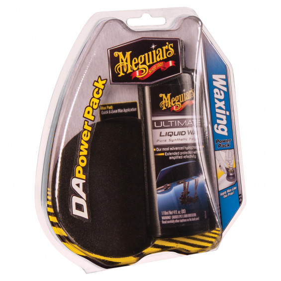 Meguiar's Da Power Pack Wax MEGUIAR'S DA POWER PACK WAX