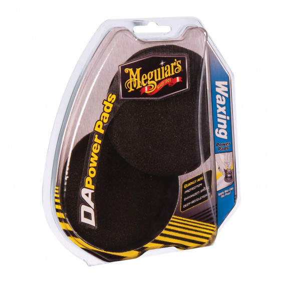 Meguiar's Da Power Pads Waxing MEGUIAR'S DA POWER PADS WAXING