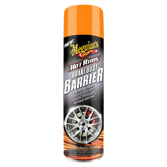 Meguiar's Hot Rims Brake Dust Barrier MEGUIAR'S HOT RIMS BRAKE DUST