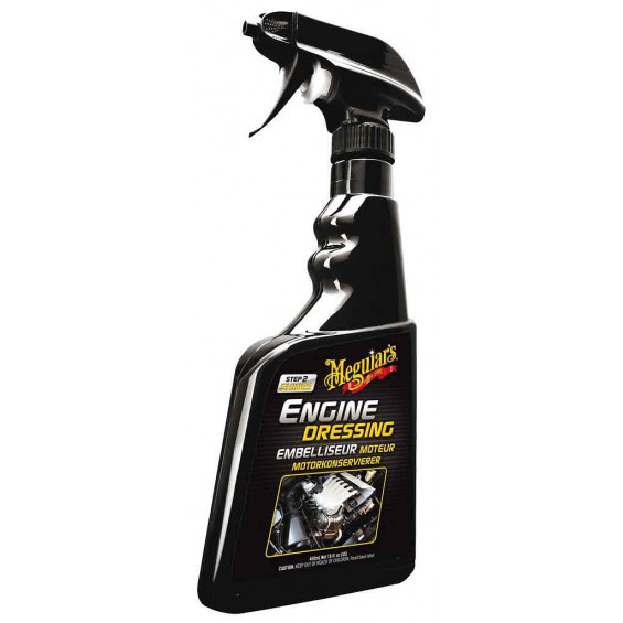 Meguiar's Engine Dressing MEGUIAR'S ENGINE DRESSING
