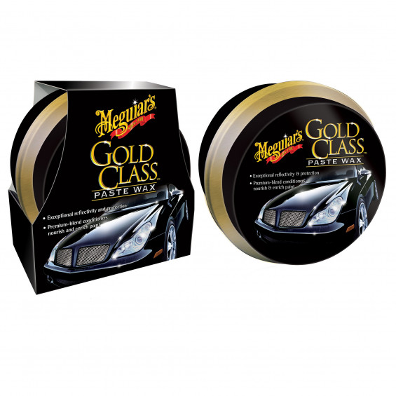 Meguiar's Gold Class Paste Wax MEGUIAR'S GOLD CLASS PASTE WAX