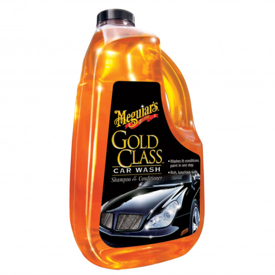 Gold Class Car Wash Shampoo & Condi