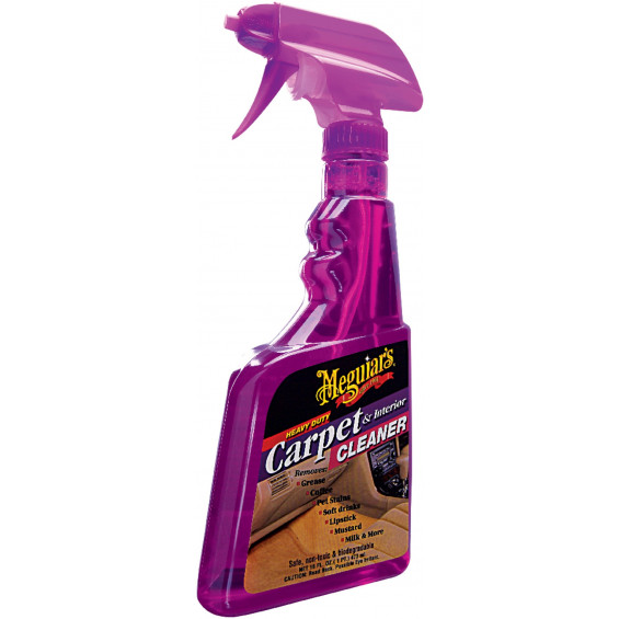 Meguiar's Carpet & Interior Cleaner MEGUIAR'S CARPET & INTERIOR CLEANER