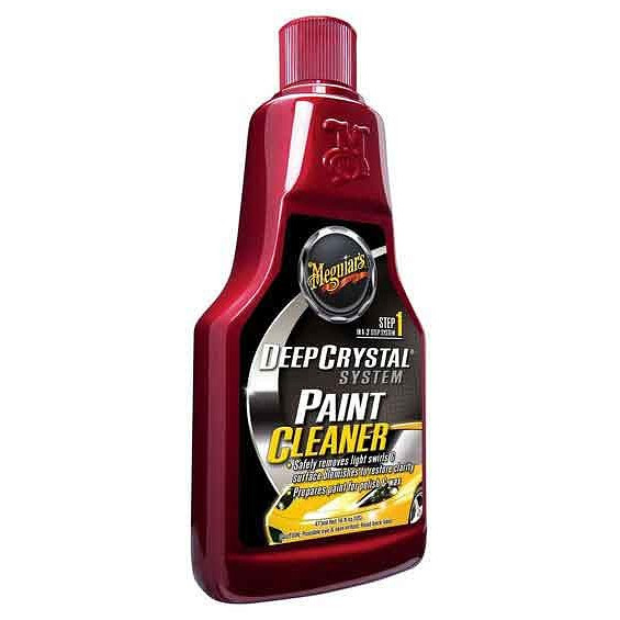 Meguiar's Deep Crystal Paint Cleaner MEGUIAR'S PAINT CLEANER