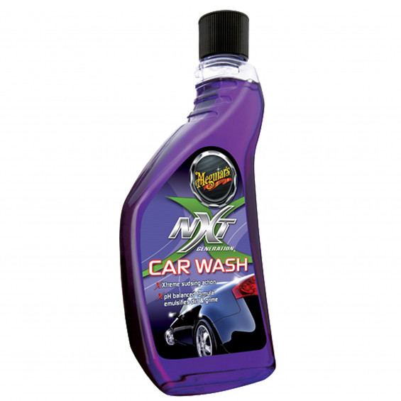 Meguiar's Nxt Generation Car Wash 532ml MEGUIAR'S NXT GENERATION CAR WASH