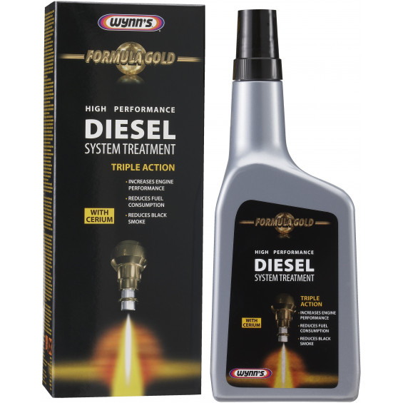 Wynn's Diesel Plus Treatment DIESEL SYSTEM TREATMENT