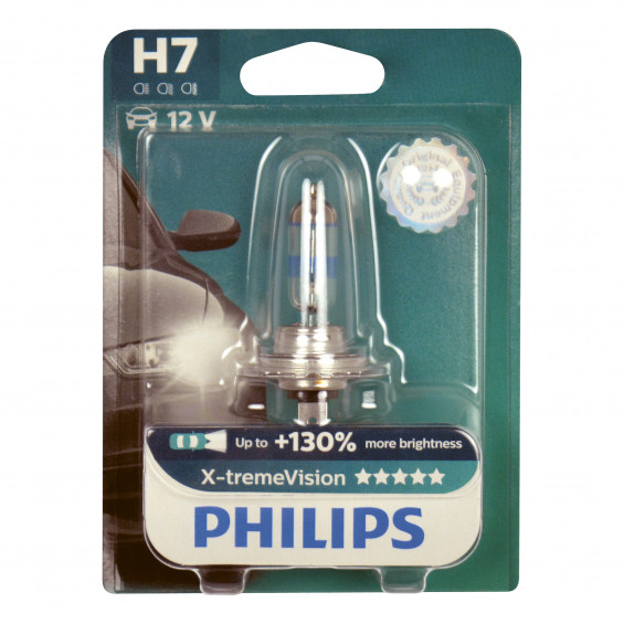 Philips Autolamp X-Tremevision H7 LAMP PH XTREME VIS H7