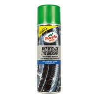 Turtle Wax Wet n Black Tyre Dressing WET & BLACK TW