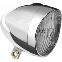 HALFORDS KOPLAMP  LED RETRO CHROOM