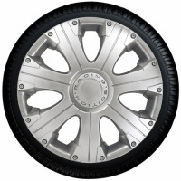 Carpoint Wieldoppenset Racing 15 inch WIELDOPSET RACING 15