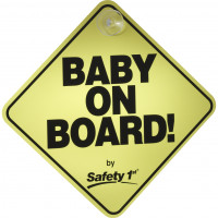 Carpoint Bordje Baby on board BORD BABY ON BOARD