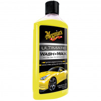 Meguiar's Ultimate Wash & Wax 473ml MEGUIAR'S ULTIMATE WASH & WAX