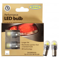 12V LED 3D P21/5W 7000K PERFORMANCE