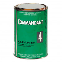 Commandant Cleaner 4 1L COMMANDANT CLEANER NR 4 1LITER