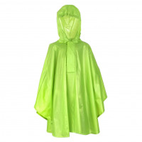 FastRider Poncho Basic kids lime 110-122 FASTRIDER PONCHO KIDS LIME 110-122
