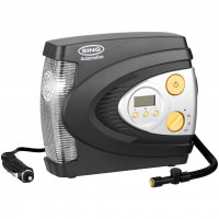 Ring Luchtcompressor 12 Volt digitaal RING COMPRESSOR DIGITAL LED
