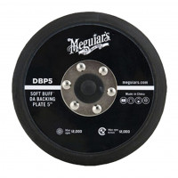 "Meguiar's DA Soft Buff DA Backing Plate 5"" MEGUIAR'S DA SOFT BUFF DA B.PLATE 5"
