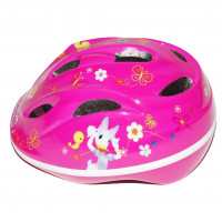 Disney Fietshelm kind Minnie Bow-Tique roze 51-55 DISNEY FIETSHELM BOW-TIQUE 51-55CM