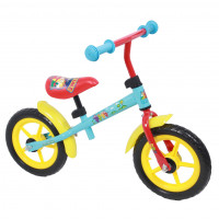 "BBC Loopfiets Teletubbies 12"" LOOPFIETS METAAL TELETUBBIES 12"