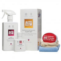 Autoglym Surface detailing clay kit AG SURFACE DETAILING CLAY KIT