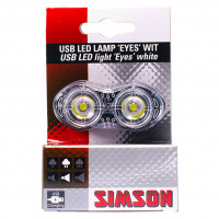 Simson Koplamp USB Led Eyes SIMSON KOPLAMP USB LED EYES