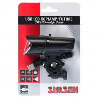 Simson Koplamp USB Led Future SIMSON KOPLAMP USB LED FUTURE