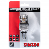 SIMSON KOPLAMP LED CLEARLY
